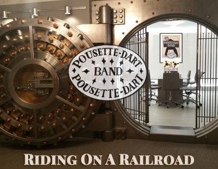 Riding On A Railroad - Pousette-Dart Band
