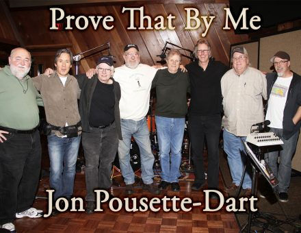 Prove That By Me - Jon Pousette-Dart