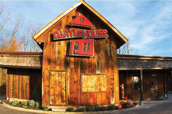Daryl S House Club Jon Pousette Dart